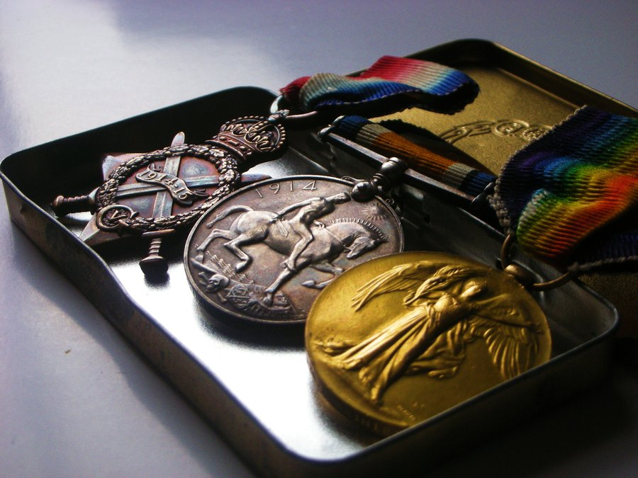 Earn medals for your leadership!